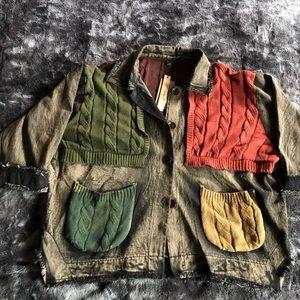 unique grunge jacket